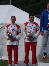Plata en Copa Mundo Maratón 2012