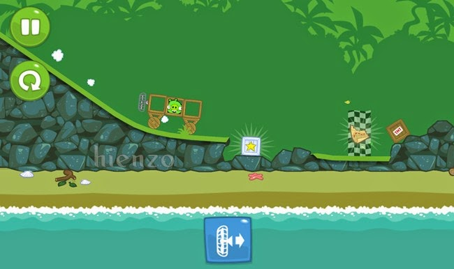 Bad Piggies HD Gameplay (PC)