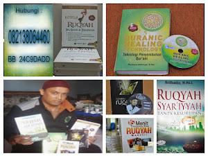 Buku Ruqyah Syar'i Rujukan