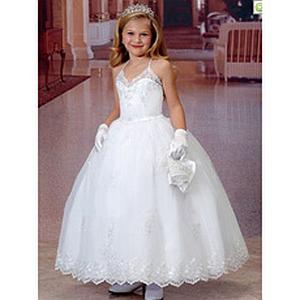 Vestidos de primera comunion princesa