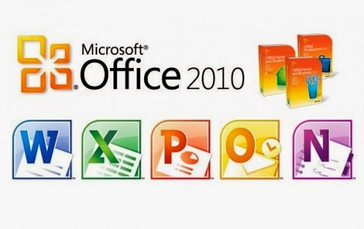 Microsoft Office professional 2010 Activated Free Download