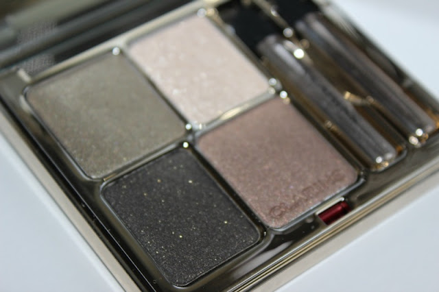 Clarins Eye Quartet Mineral Palette in 11 Forest