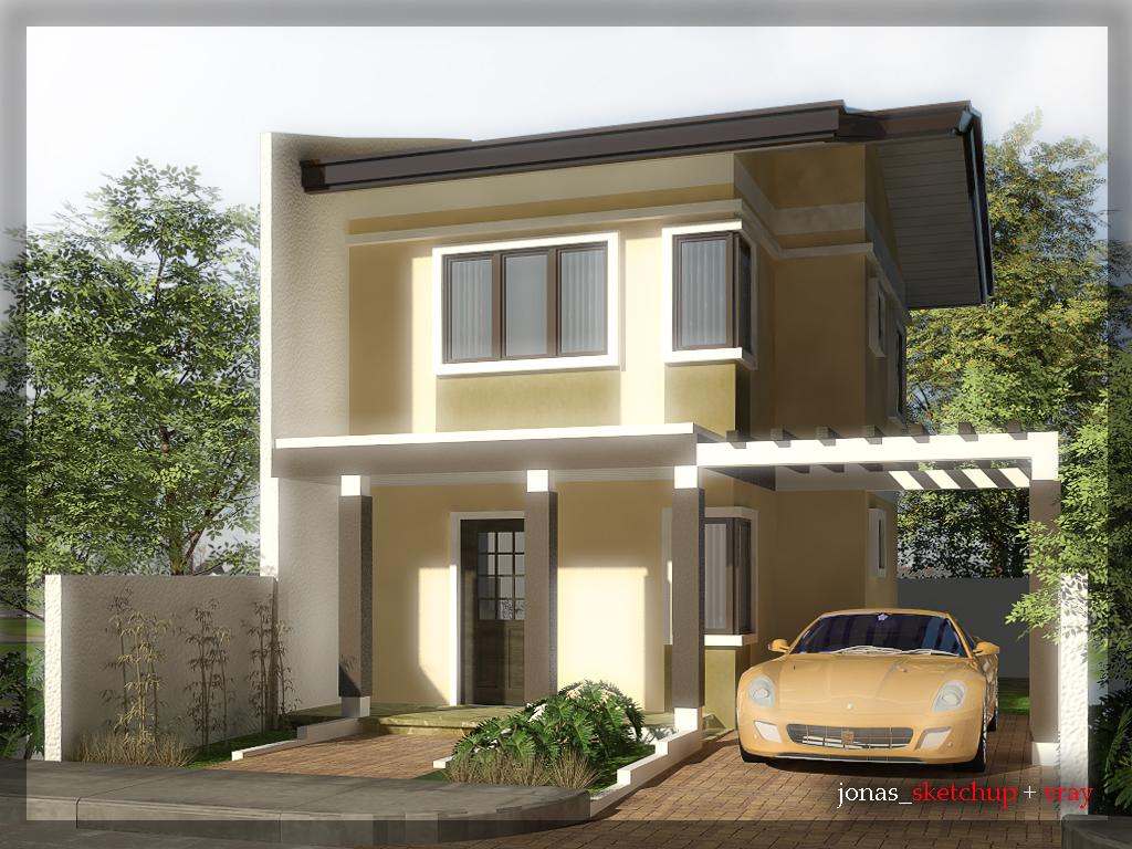 Designanthology exterior rendering 1 for Exterior rendering