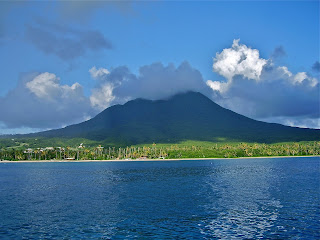 St kitts and nevis island