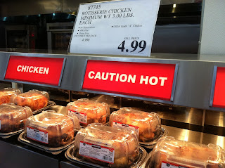 Utah Costco Rotisserie chickens