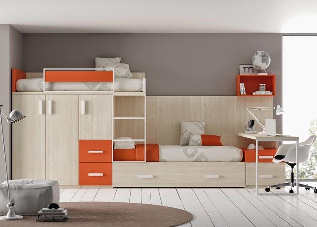 Traenos las medidas de tu habitaci n y te asesoraremos sobre la mejor distribuci n de tu habitaci n for Habitaciones juveniles 3 camas