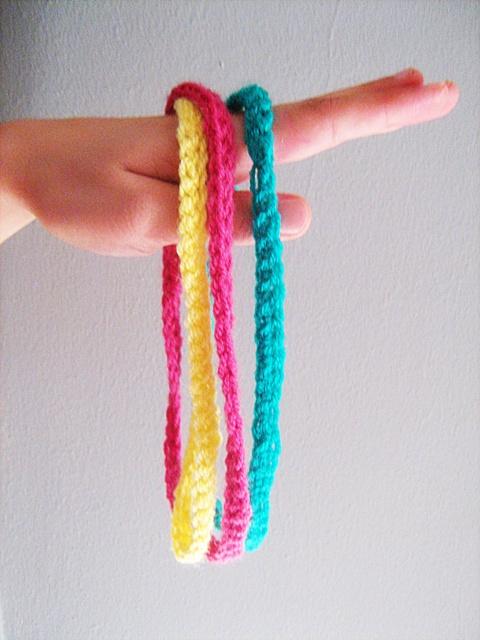 Free Crochet Patterns For Summer Headbands : {Summer Crochet Simple Headband - PATTERN} - Little Things ...