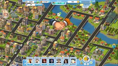 SimCity Social обт