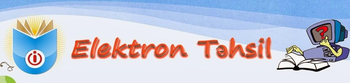 Elektron Təhsil