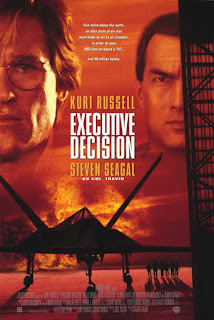 Executive Decision (1996) Hindi Dual Audio BluRay | 720p | 480p