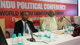 World Hindu Conference with CM of Northern province of Sri Lanka