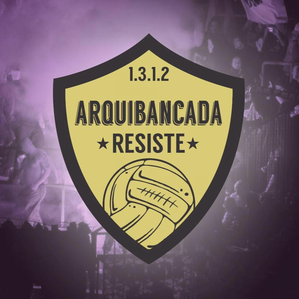ARQUIBANCADA RESISTE