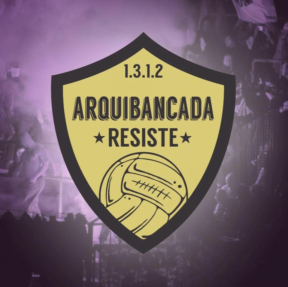 ARQUIBANCADA RESISTE
