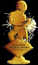 Primer Premio del Blog
