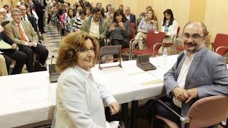 Más de 7.000 familias reciben ya el salario social en Aragón