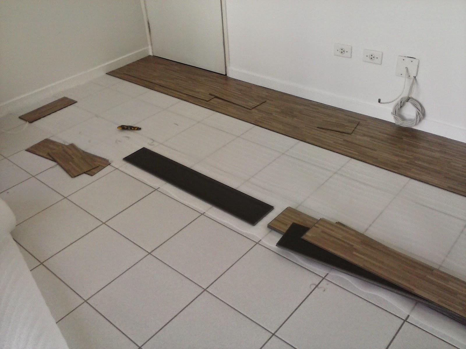 Vero revestimentos pisos vinilicos colocado piso vinilico - Piso vinilico sobre ceramica ...