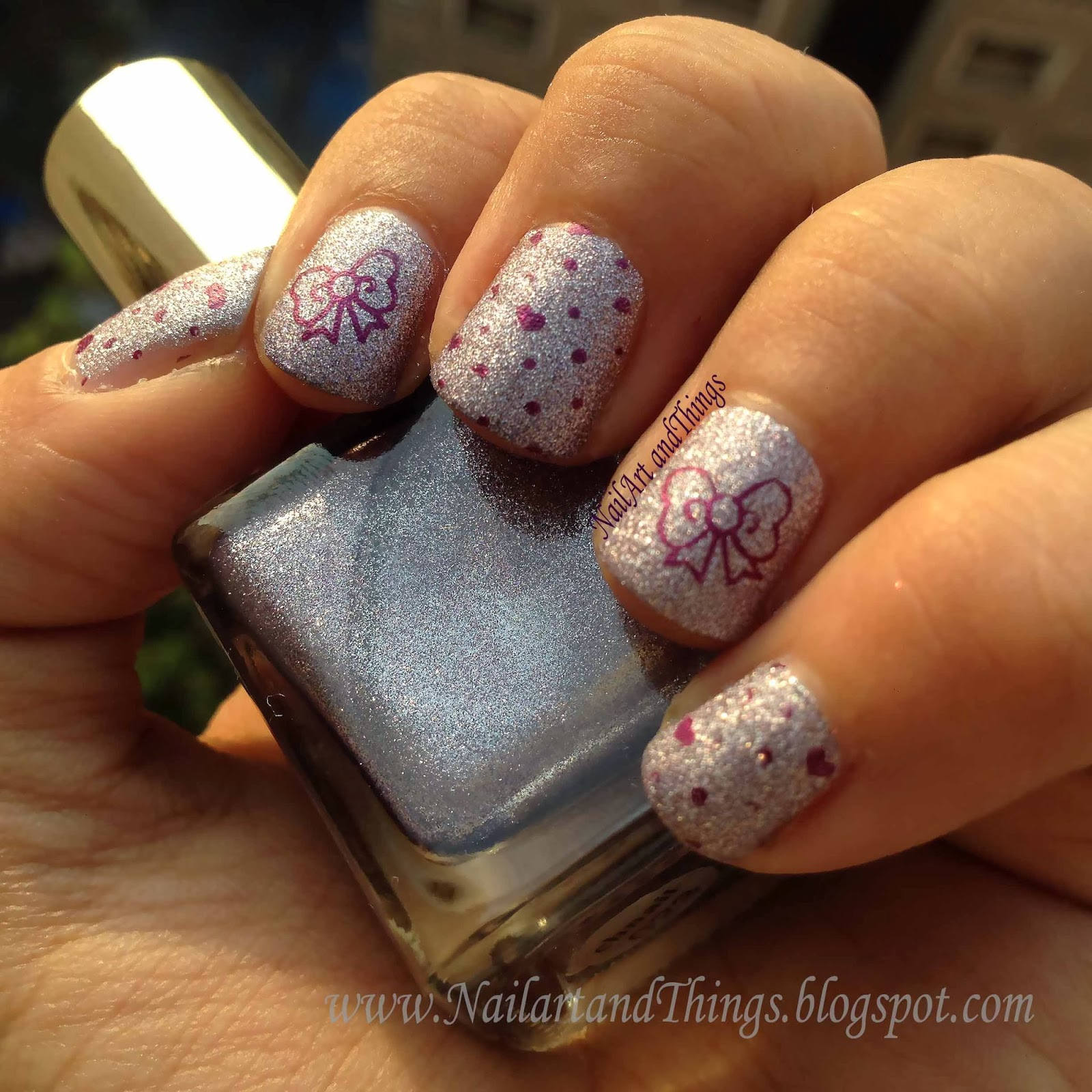 Cute Girly Acrylic Nail Designs
