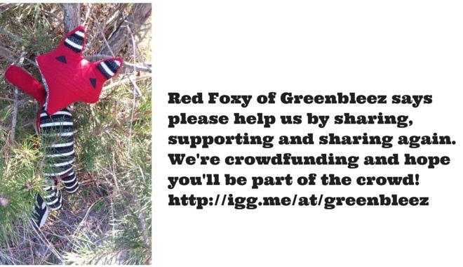 Support Greenbleez!