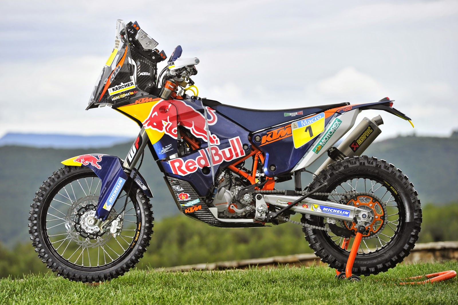 racing caf ktm rally 450 red bull ktm rally factory team. Black Bedroom Furniture Sets. Home Design Ideas