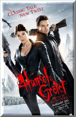 Hansel & Gretel: Witch Hunters 2013 Hollywood Full Watch HD Movie Online