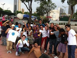 """Campaña """"Ponte en mi lugar"""" por los niños y jóvenes en situación de calle"""