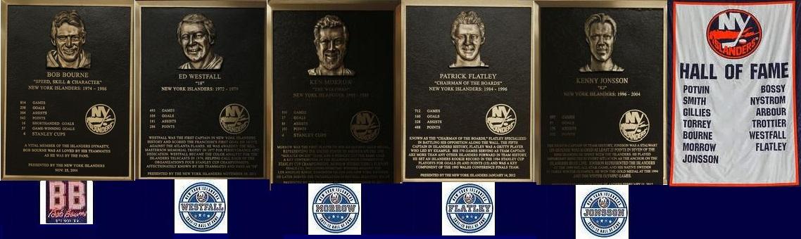 New York Islanders Hall Of Fame
