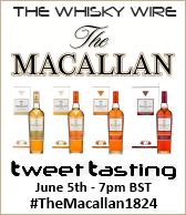 The Macallan 1824 Series Tweet Tasting