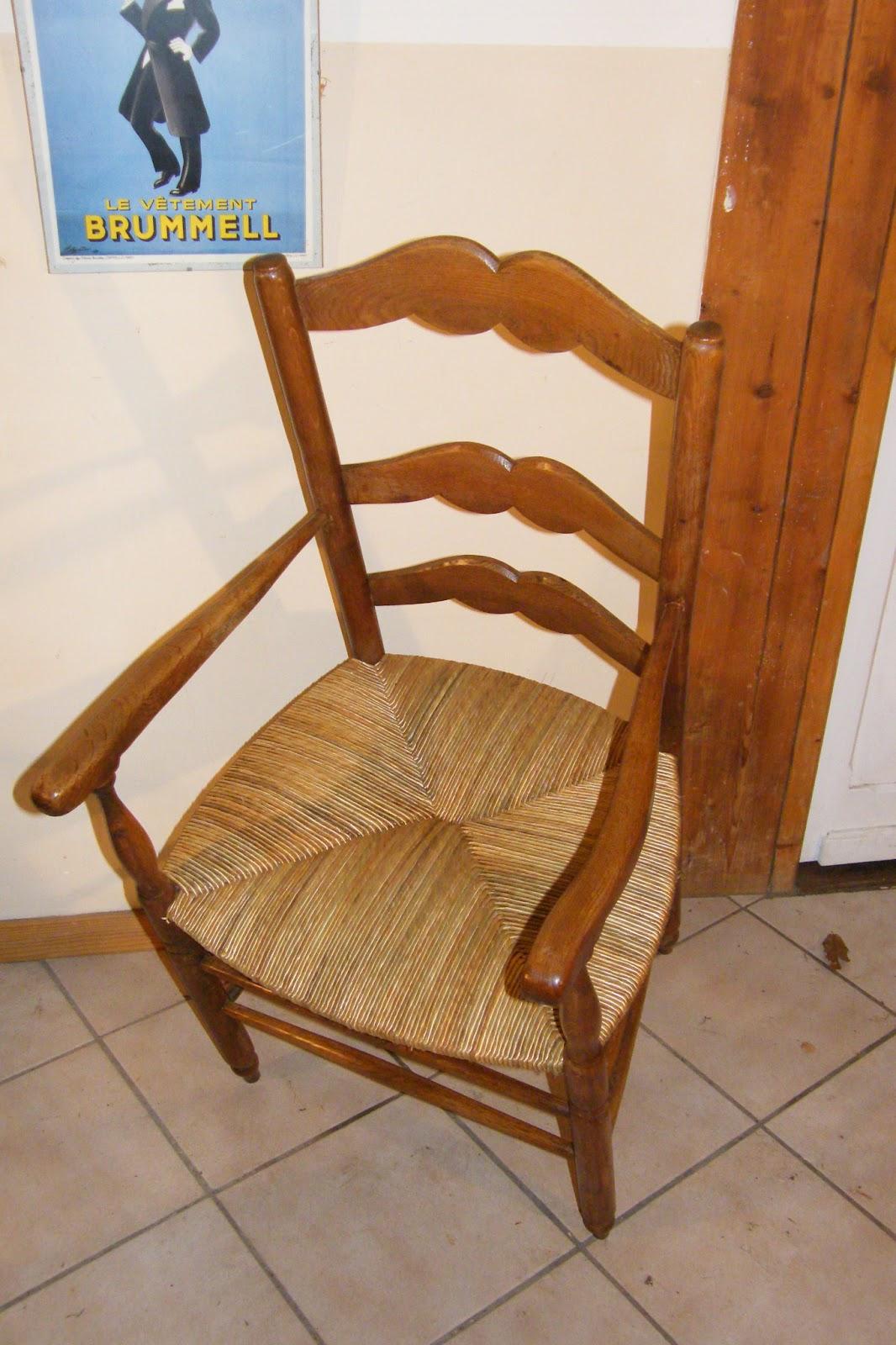 cannage rempaillage chaise tarif prix quelques travaux