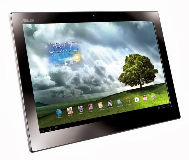 внешний вид планшета ASUS P1801