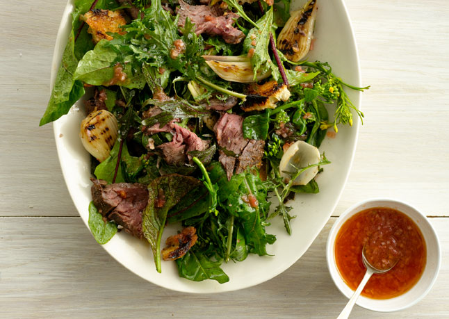 tomato salad recipe grilled steak salad with tomatoes eggplant recipe ...