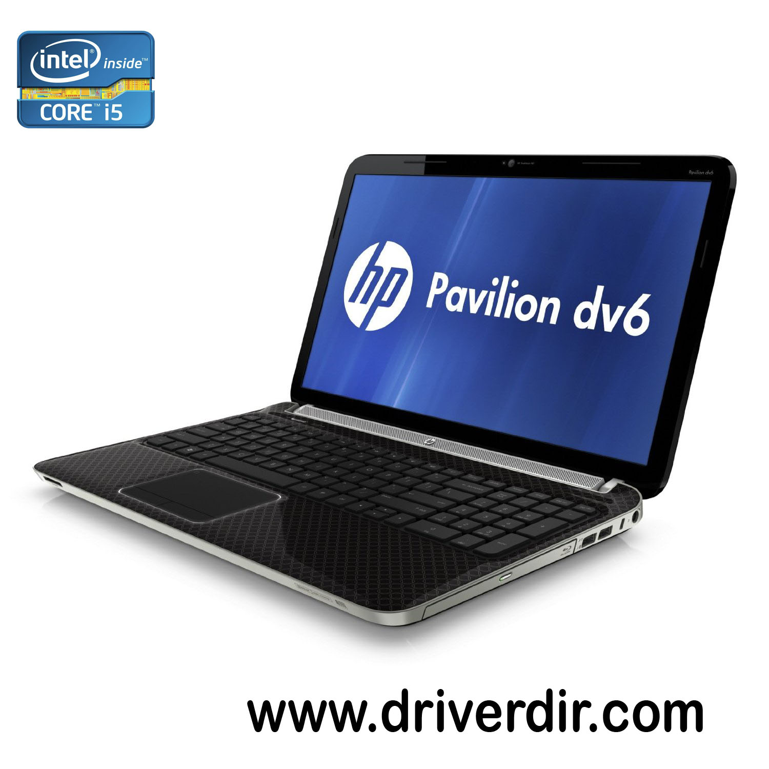HP Pavilion Dv6 Drivers Download for Windows 7