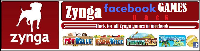 Zynga Facebook Game hacks