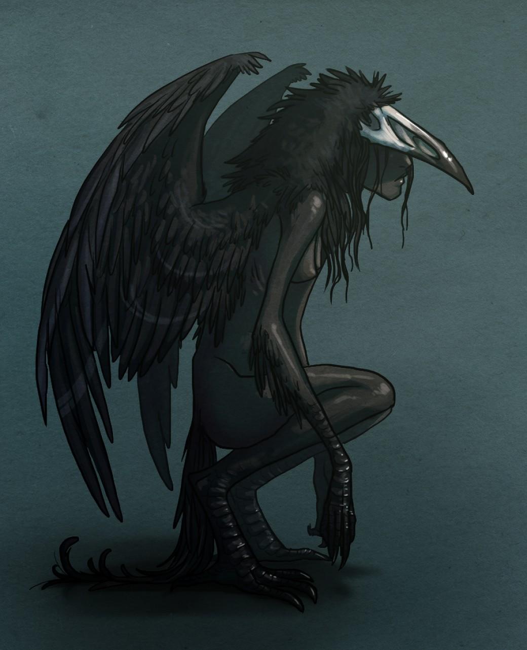 harpy por hellodingo
