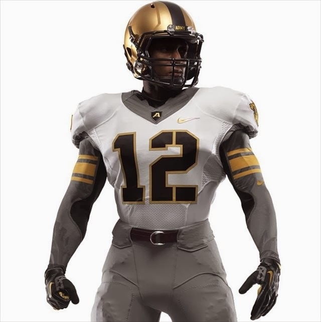 New uniforms revealed for Army-Navy game (PHOTOS)