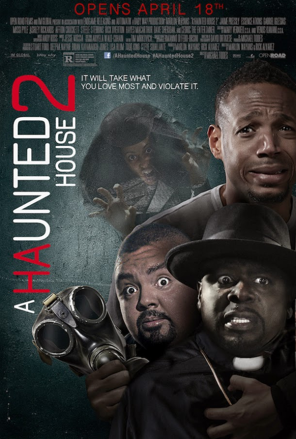 movie trailer red house
