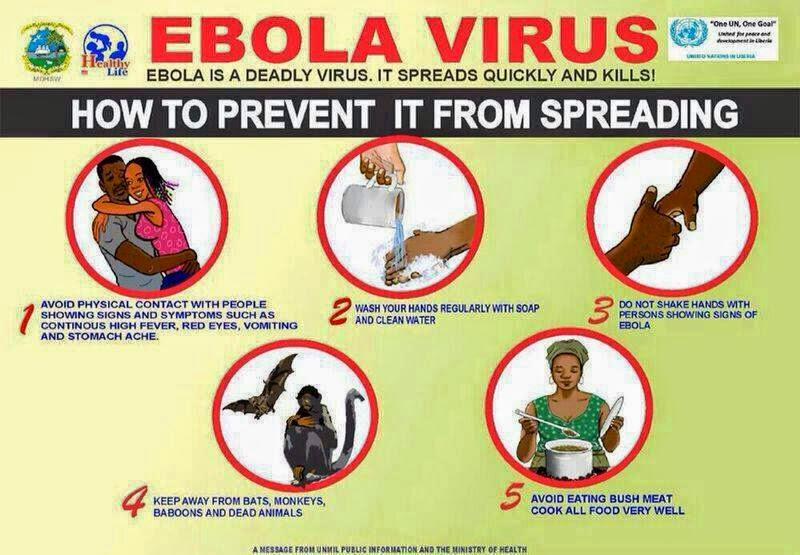 What is Ebola Virus Disease (EVD) and How to Prevent This Fatal Epidemic | Report Collected From WHO Website