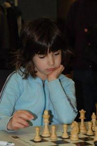 "Camille Ginovart: Championne de France ""Petites-Poussines"" Nîmes 2012"
