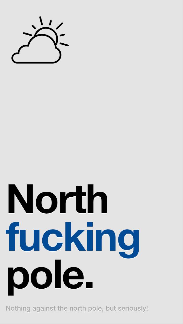 Authentic Weather App