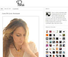 Pose Blog Feature