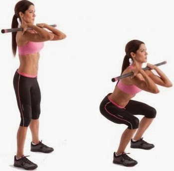 Glute exercises