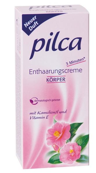Haarentfernungscreme von Pilca