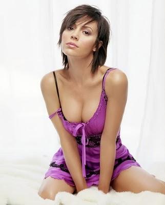 Alyssa Milano, FHM Magazine 2009 ,Model
