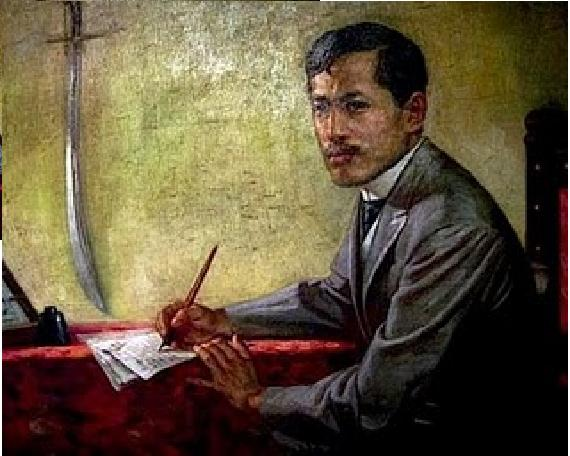 rizal's novels as social portraiture Identify rizal's views and convictions on social and political issues characters of rizal's novels and fails to explain their representations in the.