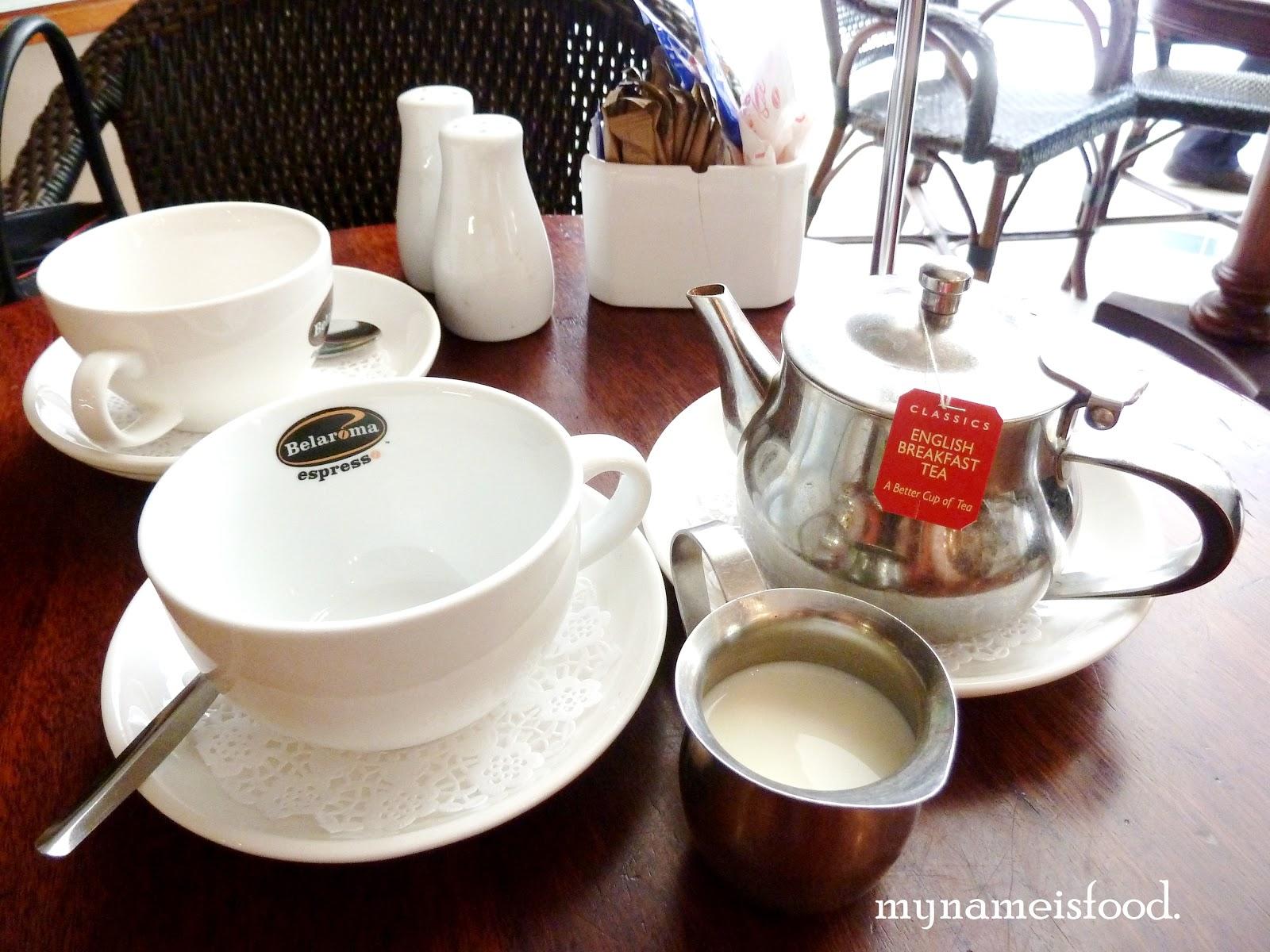 Corner Cafe Indooroopilly Menu