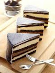 Chocolate Cheese Indulgence Cake