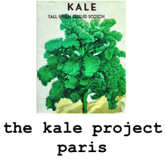 Bring Kale to Paris!