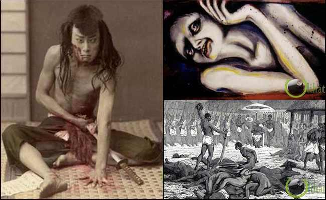 10 Ritual Pengorbanan Aneh Kejam dan Mengerikan di Dunia