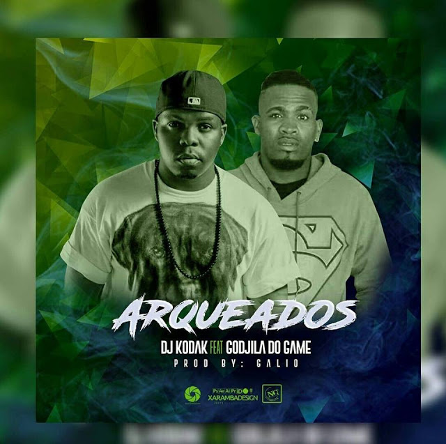Dj KodaK feat Gudzila do game - Arqueados (Afro House)[Download]