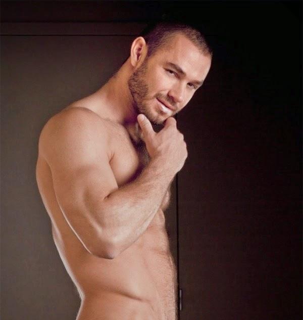 голый мужчин фото