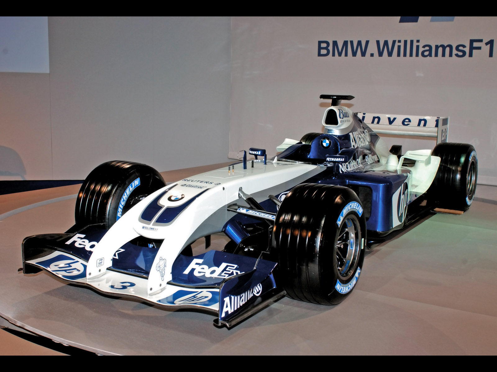 BMW F1 Wallpapers | BMW Wallpapers | Cars Wallpapers
